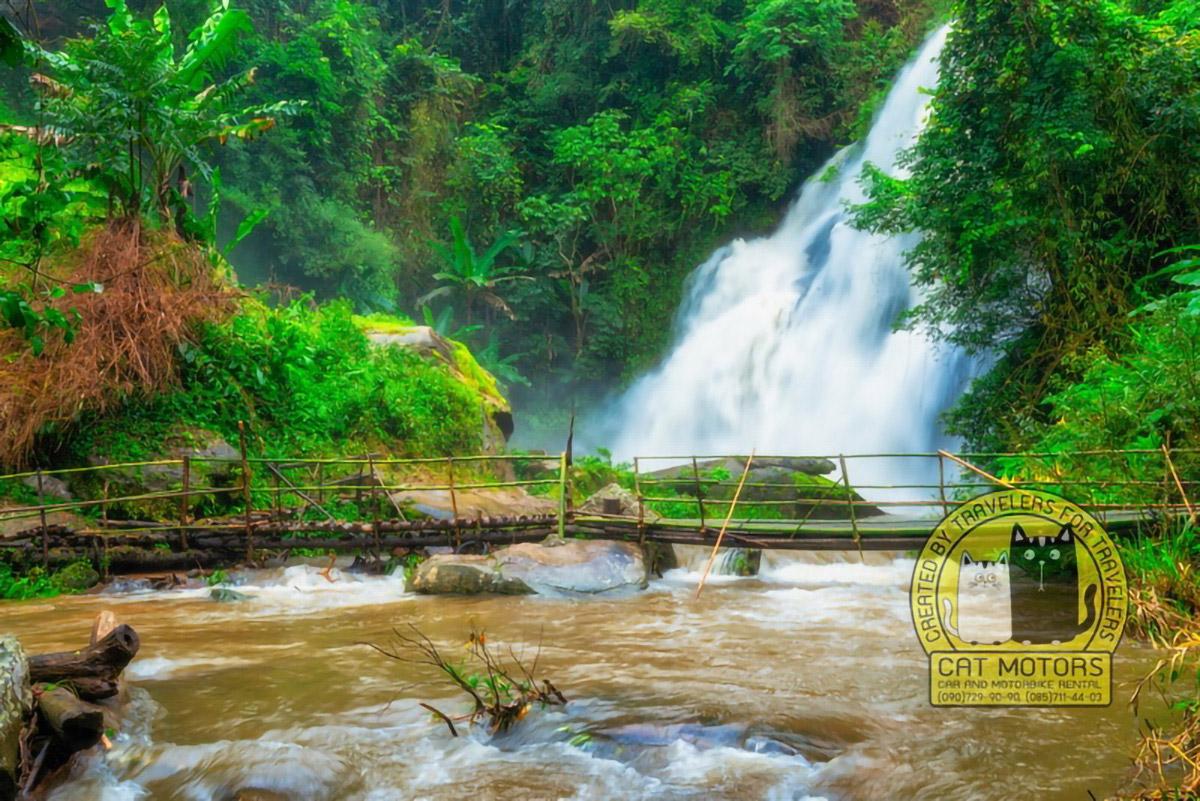 Pha Dok Seaw Waterfall