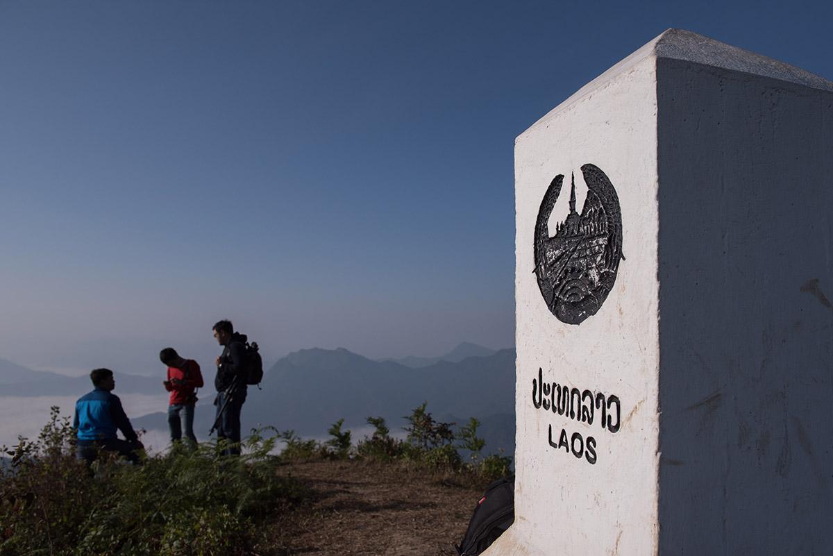 Phu Chi Dao Viewpoint at Phu Chi Fa