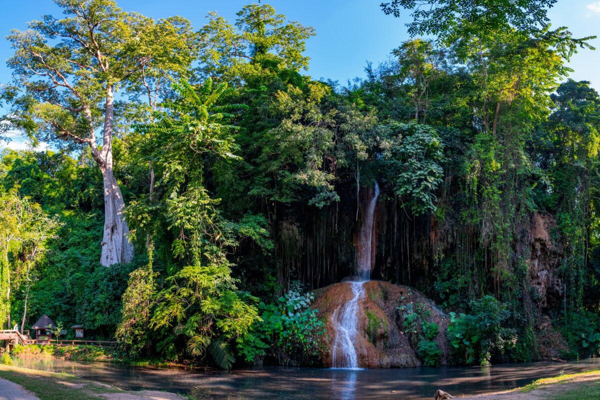 Phu Chi Fah Phu-Sang Waterfall
