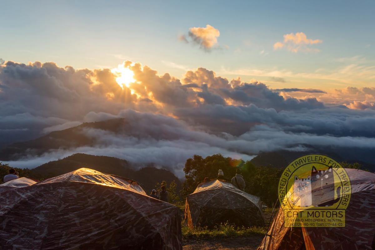Sunrise At Doi Ang Khang