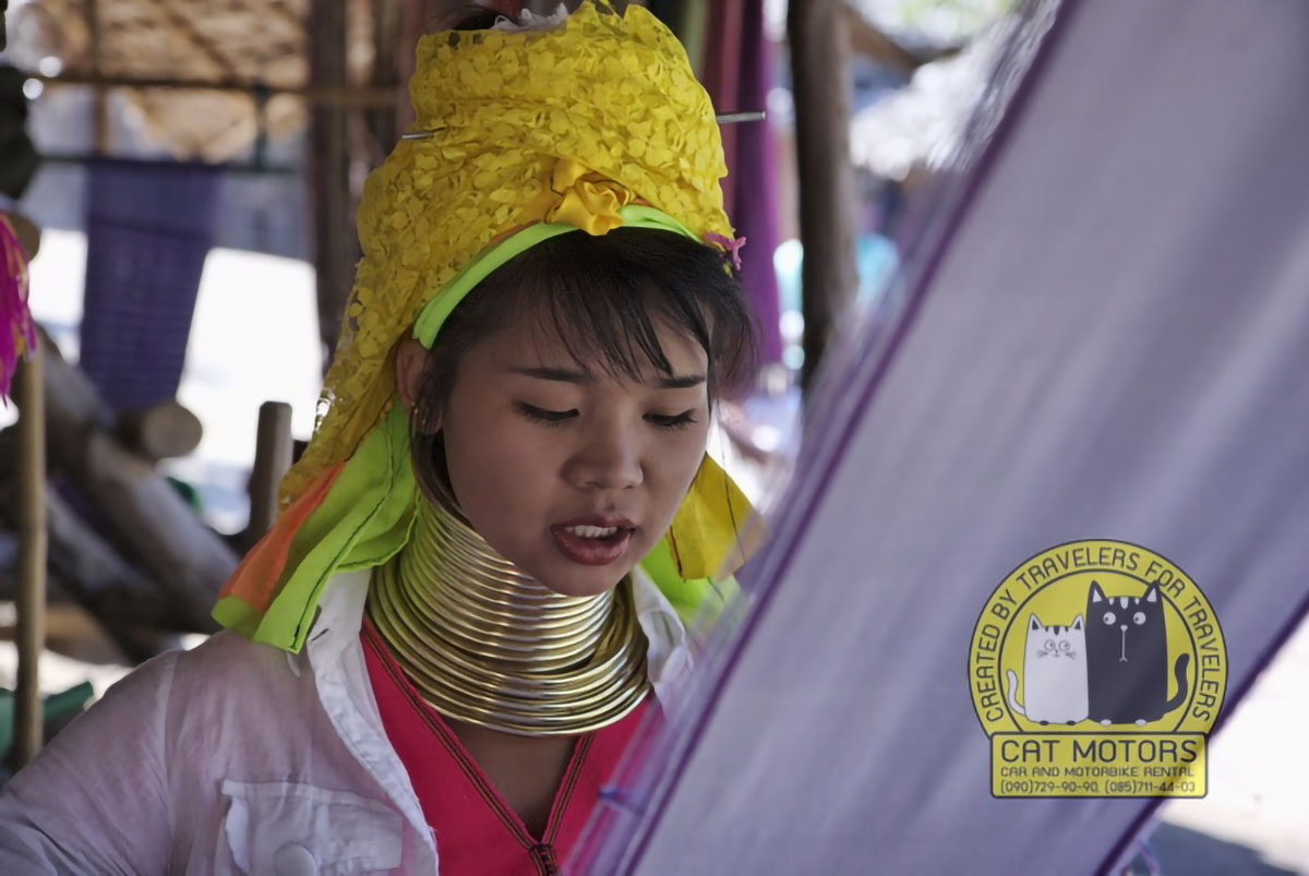 Union Of Hill Tribe Villages And The Karen Long Necks