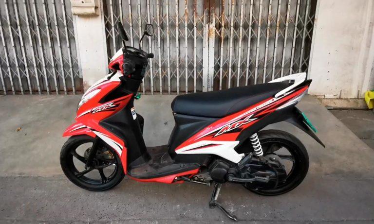 Yamaha Mio 125 Home